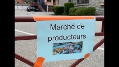 MOÛTIERS : Réouverture du marché