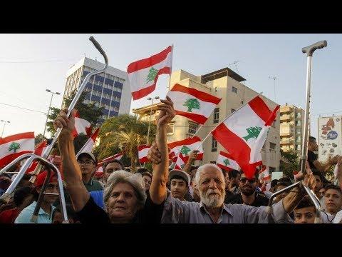 تواصل التظاهرات في لبنان لليوم السادس على التوالي  - نشر قبل 11 ساعة