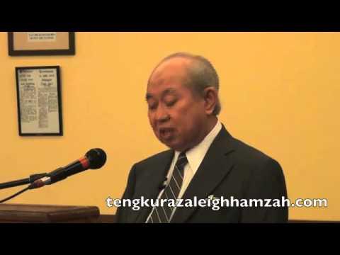 Tengku Razaleigh 2013 - Non-fulfilment of two agreements with Sabah and Sarawak