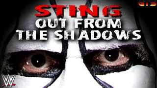 "2015: Sting - WWE Theme Song - ""Out From the Shadows"" [Download] [HD]"