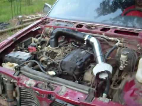 1997 Nissan Pickup Hardbody - YouTube