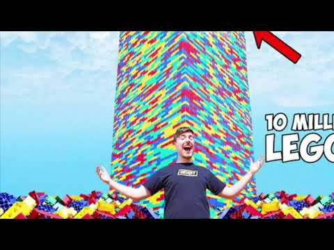 The Worlds Largest LEGO Tower