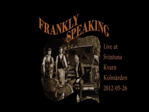 Frankly Speaking Live
