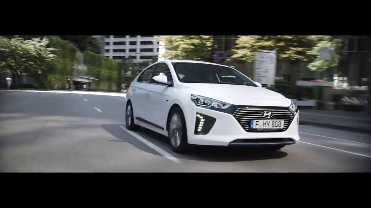 Hyundai Ioniq Commercial Extended Cut