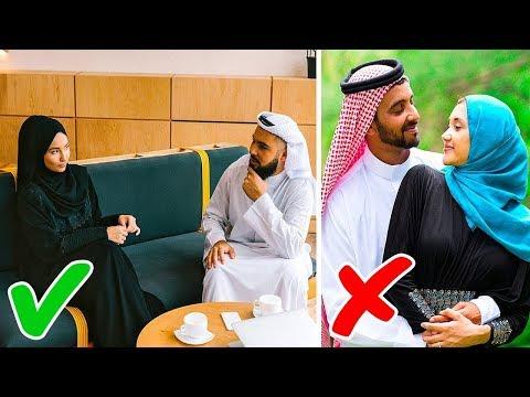 Смотреть 11 Запретов Для Женщин Саудовской Аравии, в Которые Сложно Поверить онлайн