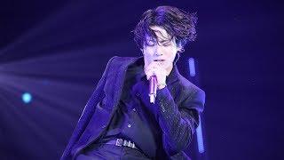 [4K] 190811 LDF 방탄소년단 Best of me 정국 직캠|JUNGKOOK FOCUS