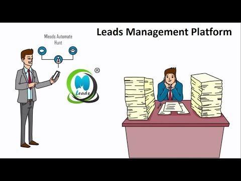 Comprehensive Platform for Lead Management   MLeads