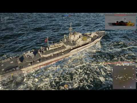 War Thunder | Naval Forces 3rd Pre-Beta Test Wave gameplay!