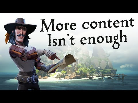 A Sea Of Thieves analysis | More new content isn't enough