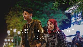 Happy Asmara - Tak Ikhlasno Cover Didik Budi ft Cindi Cintya ( Cover Video Clip )