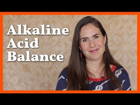 Intro to Alkaline/Acid Balance