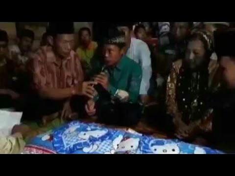 Viral, video Sah Nenek 70 tahun di Nikahi Bujang usia 16 tahun.