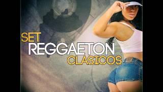 set reggaeton clasicos Dj Master Crazy ft Dj Jhon Guzman