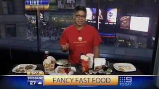 Fancy Fast Food on Australia
