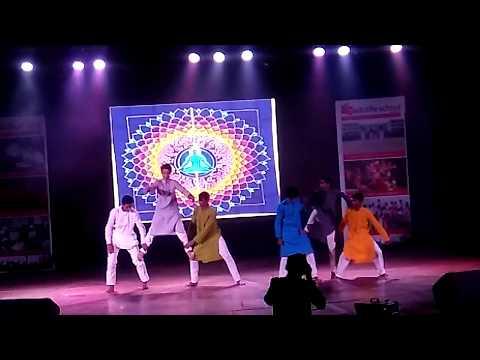 Radcliffe school , Kharghar, Navi Mumbai Annual Day 2018 part 6