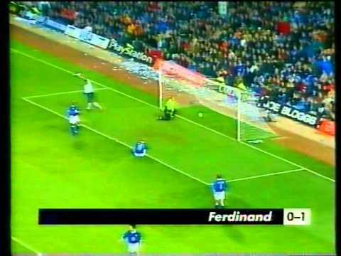 Leicester v tottenham h premier league 1998 99 youtube for Epl table 1998 99