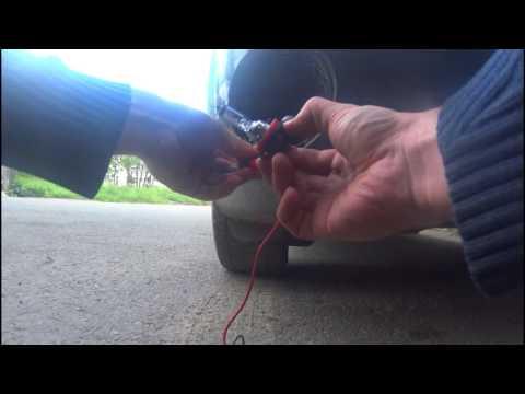 Ford mondeo 3 Замена лампы птф и решение возникающих при этом проблем.