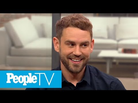 &39;Bachelor&39; Star Nick Viall Reveals His Best Dating Advice  PeopleTV