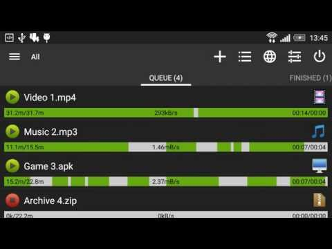 ADM Advanced Download Manager for Android