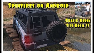 Game Off Road Terbaik di Android !! Size Kecil Grafik Mantap !!!