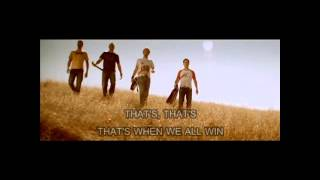 Nickelback - When we stand together Karaoke version