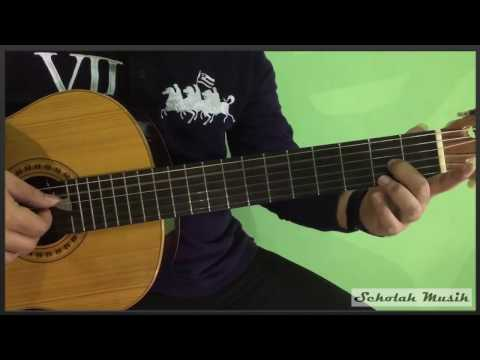 Belajar Intro Gitar Lagu