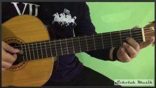 "Belajar Intro Gitar Lagu ""Photograph"" - Ed Sheeran"