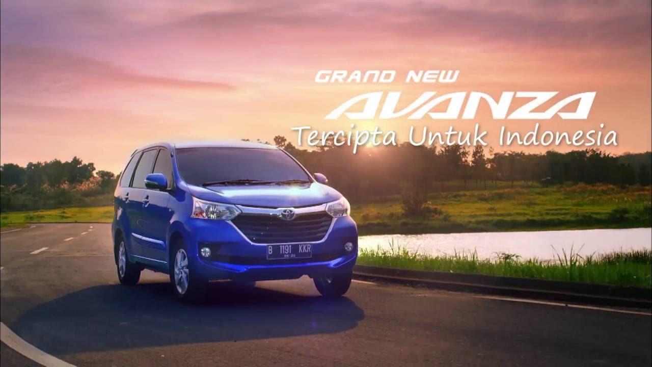 All New Toyota Avanza 2017 >> All New Toyota Avanza | Iklan Mobil Toyota Avanza Terbaru - YouTube