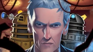 The Doctor and the Dalek: App Trailer - Doctor Who - BBC