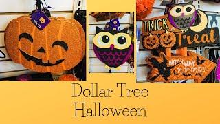 Dollar Tree Halloween 🎃 Shop with Me🎃