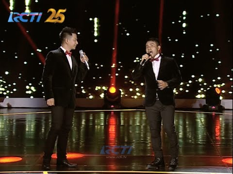 "Delon & Judika ""O Come All Ye Faithful"" / ""Hai Mari Berhimpun"""