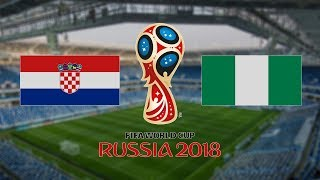 Download Video Jadwal Pertandingan Piala Dunia 2018, Kroasia Vs Nigeria Pukul 02.00 WIB MP3 3GP MP4