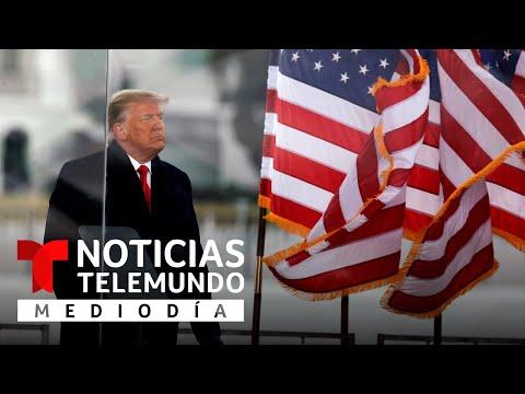 Noticias Telemundo Mediodía, 9 de febrero de 2021 | Noticias Telemundo