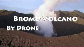 Bromo Volcano By Drone - Full Video