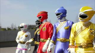Legendary Wild Force Rangers Fight: Wild Force Theme (Super Megaforce)
