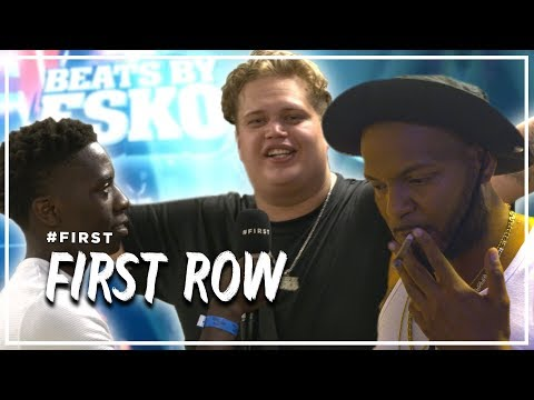 Hef: 'Esko is echt een smeerpijp' Beats by Esko and Friends #FIRST ROW