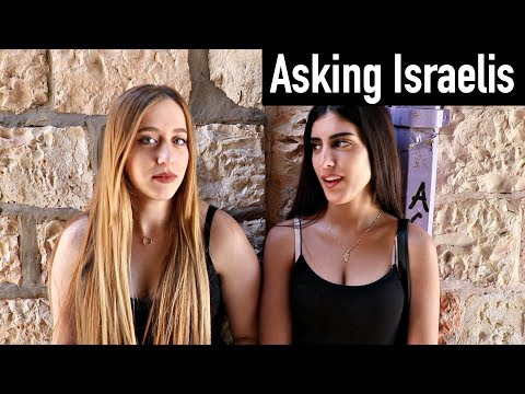 🔵 Asking Israelis: Are You Happy With US Embassy Move?