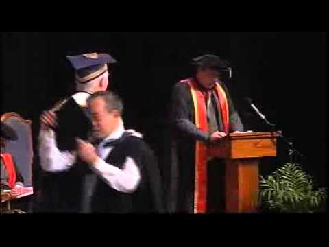 Post Graduation November 2011 Ceremony 2, Manawatu.flv