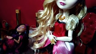 Ep. 4 - THE KILLER - Ever After High stop motion [Para audiências maduras]