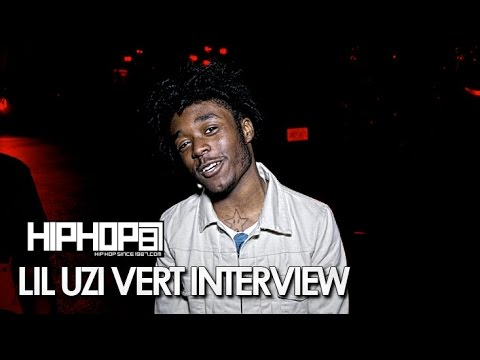 Lil Uzi Vert Talks 'The Real Uzi' Mixtape, Collaborating With Kur & More With HHS1987