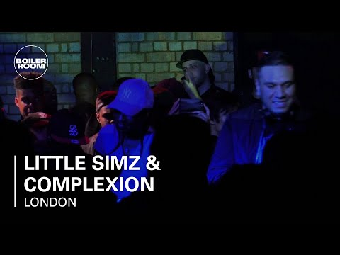 Little Simz & Complexion Boiler Room London DJ Set