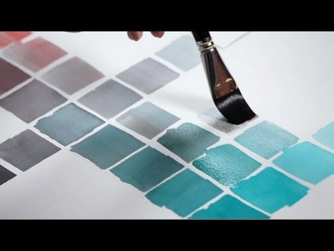Preview | Color Foundation with Stephen Quiller: Monochromatic Color Scheme & Preview | Color Foundation with Stephen Quiller: Monochromatic Color ...