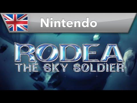 Rodea: The Sky Soldier - Trailer (Wii U & Nintendo 3DS)