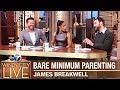 """""""Bare Minimum Parenting"""" author James Breakwell"""