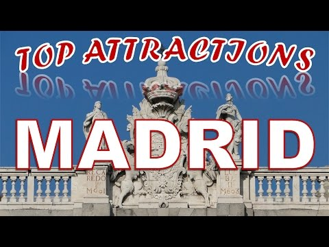 Visit Madrid, Spain: Things to do in Madrid - The Roman Forum of Spain