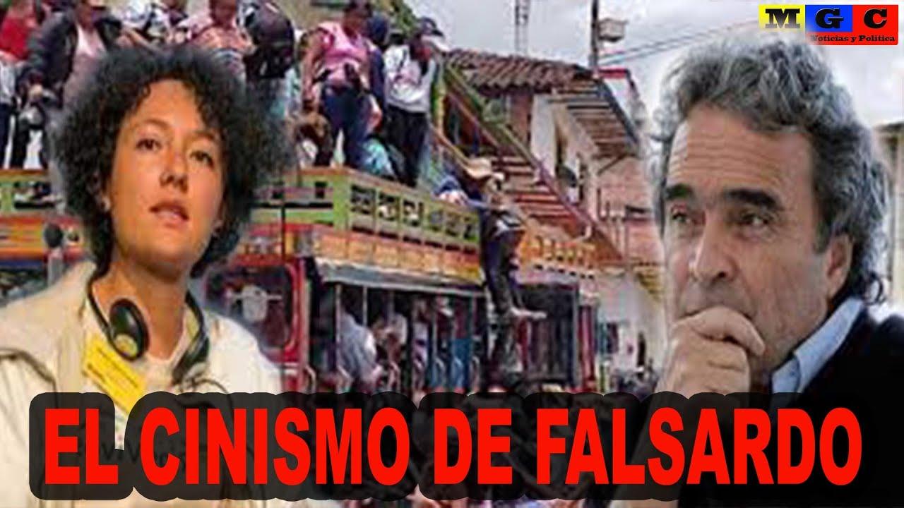 SERGIO FAJARDO PIDE PRESENCIA DEL ESTADO EN ITUANGO.