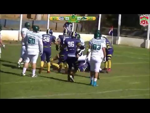 Highlights Carlos Constantinov Junior -  2015