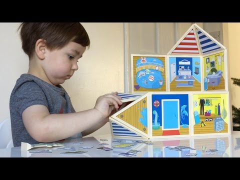 magnetic-dollhouse-for-story-telling