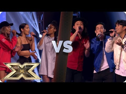 Nicole Scherzinger STORMS OUT after Simon Cowell's shock decision! | The X Factor UK