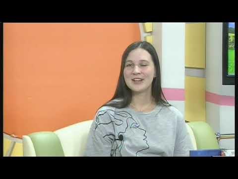 Ранок на Скіфії Херсон: Марина Смагіна, Ярина Каторж - письменниці